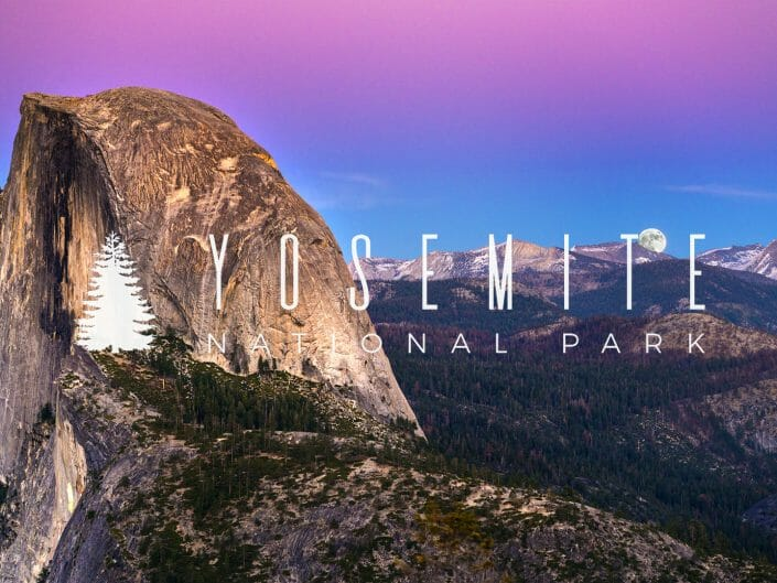 Yosemite National Park – In 4k